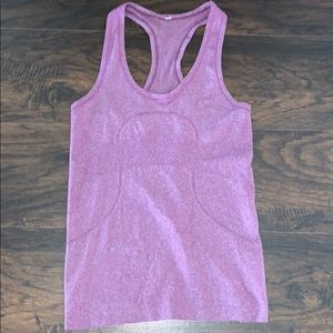 Lululemon Purple Sleeveless Swiftly Tank Top 6